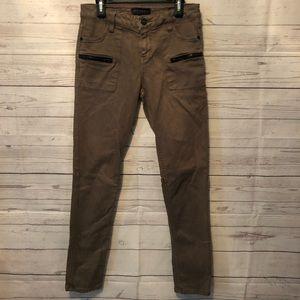 Women's Sanctuary Ace utility cargo jeans size 25
